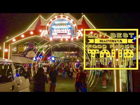 2017 Best Marikina Food Parks Tour: Foodtrip, Truck Park, Carnival by HourPhilippines.com