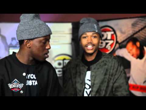 The Hot Box: SnL Freestyle With DJ Enuff