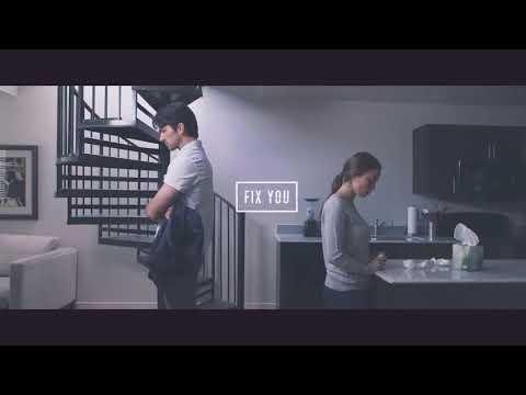 Terjemahan Lagu Fix You  Coldplay