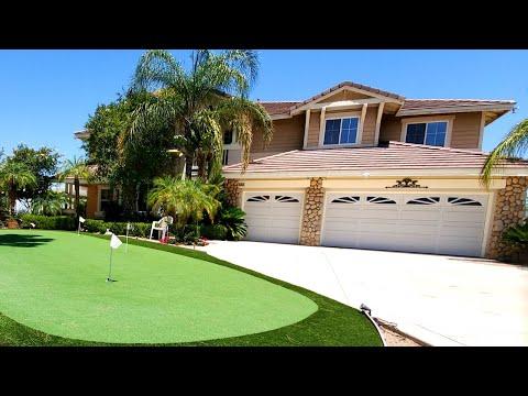 Homes In California - Beautiful House Tour - Riverside CA