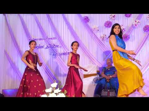 Tejus Holy community Dance program