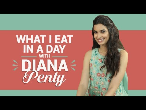 Diana Penty: What I eat in a day | S01E13 | Bollywood | Pinkvilla | Fashion
