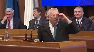 Жириновский про единый государственный язык