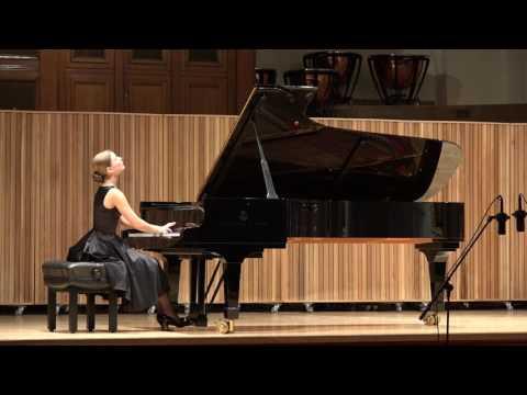 A.Scriabin Sonata op.19 n.2 in G-sharp minor Varvara Tarasova (piano)
