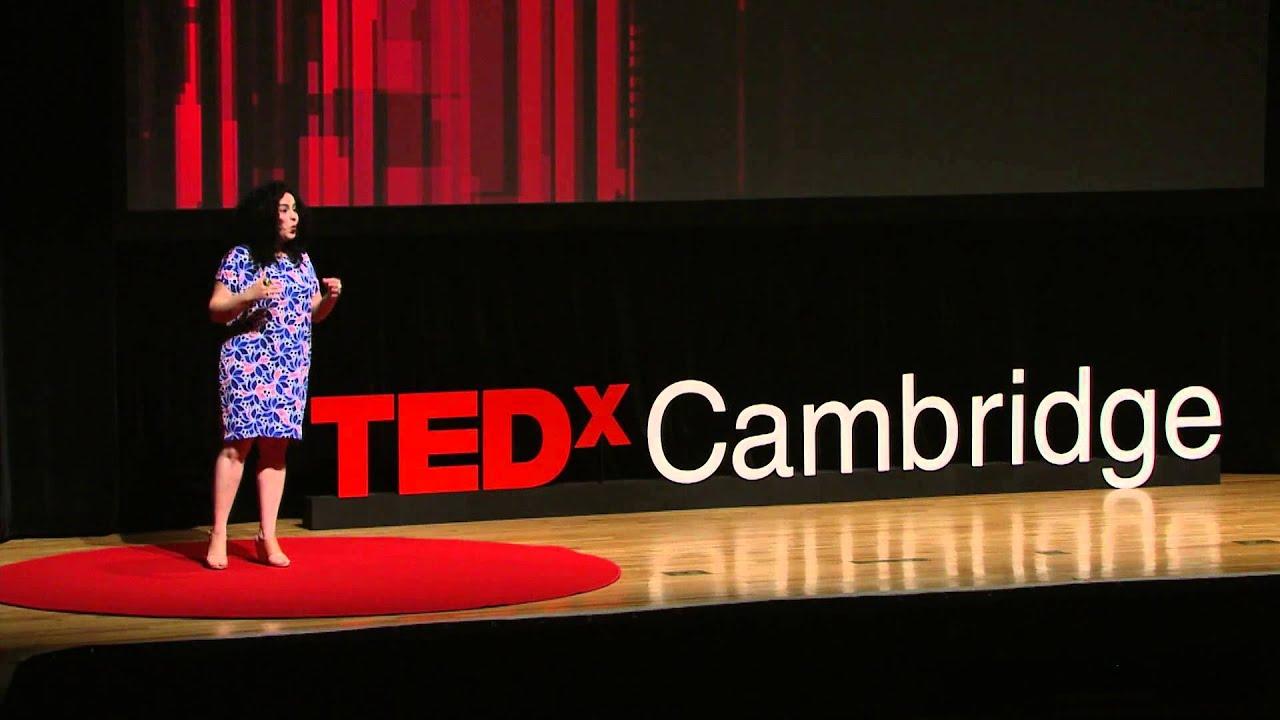 Learning to Breathe Again | Gina Razón | TEDxCambridge - YouTube