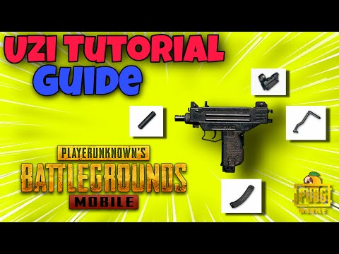 How to Use the Micro Uzi like a PRO - PUBG mobile Tutorial/ Guide