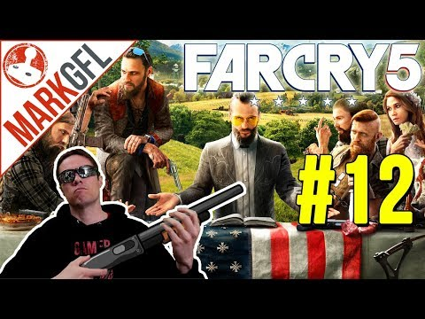 Let's Play Far Cry 5 (#12) Too Much Fun!  - MarkGFL