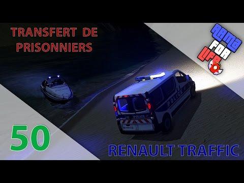 [Arma 3 Life] POLICE | Episode n°50 : Transfert de prisonniers en Renault Trafic !