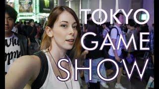 TOKYO GAME SHOW 2018 (Eng subs) | Yuriko Tiger