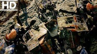 Transformers 2 OptimusPrime Canlanma Sahnesi Prime Sahnesi