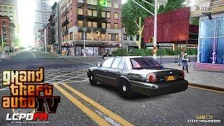 GTA 4 - LCPDFR - EPiSODE 70 - CITY PATROL (GTA 4 POLICE MODS)