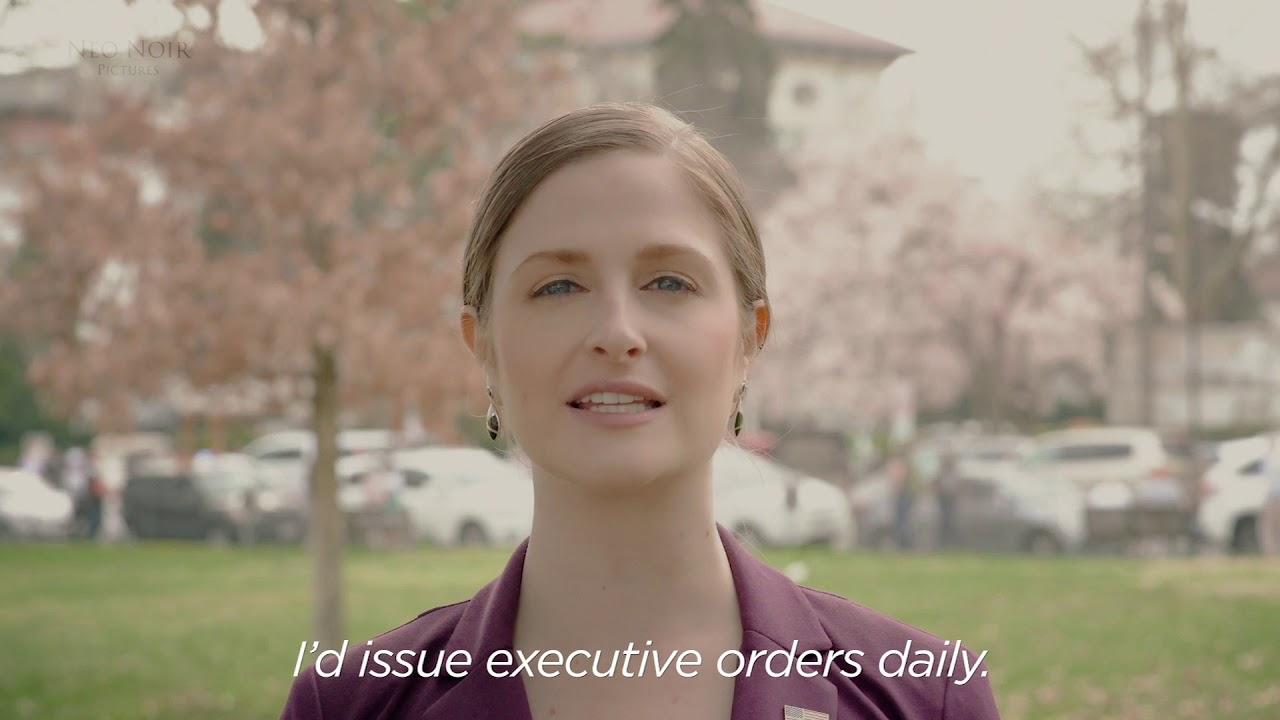 Anyone For President Trailer