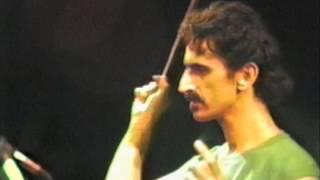"""RDNZL"" Excerpt - Frank Zappa - Palermo, July 1982"