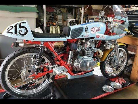 Vintage Road Racing 101 - MOTORCYCLES
