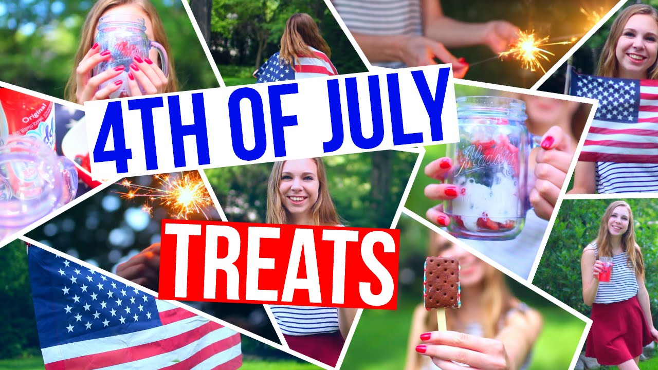 Diy 4th of july treats easy amp delicious youtube