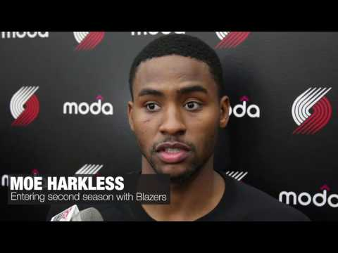 Moe Harkless on Portland Trail Blazers continuity, confidence and chemistry