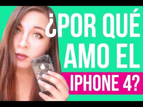 5 RAZONES PARA AMAR EL IPHONE 4