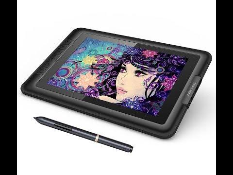 Обзор+настройка планшета XPEN-Deco 01