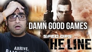 Damn Good Games - Spec Ops The Line Review