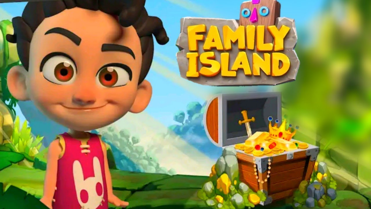 Family Island: Farm Game Adventure - Walkthrough 1 [Gameplay - Android - IOS]