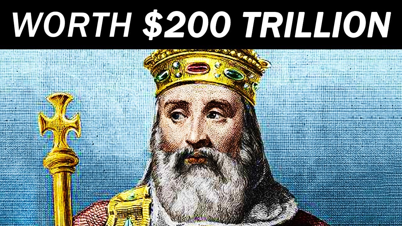 the richest man in history