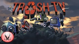 Trash TV Gameplay