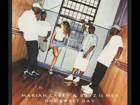 Mariah Carey One Sweet Day Sweet A Cappella Feat II men