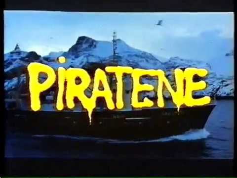 Piratene  (Hele Filmen) 1983 Norsk VHS rip