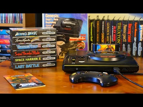 The Launch of the Sega Genesis (1989)