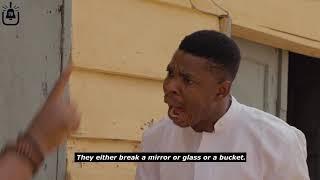 Download Ayo Ajewole Woli Agba Comedy - WHO SMASHED IT?