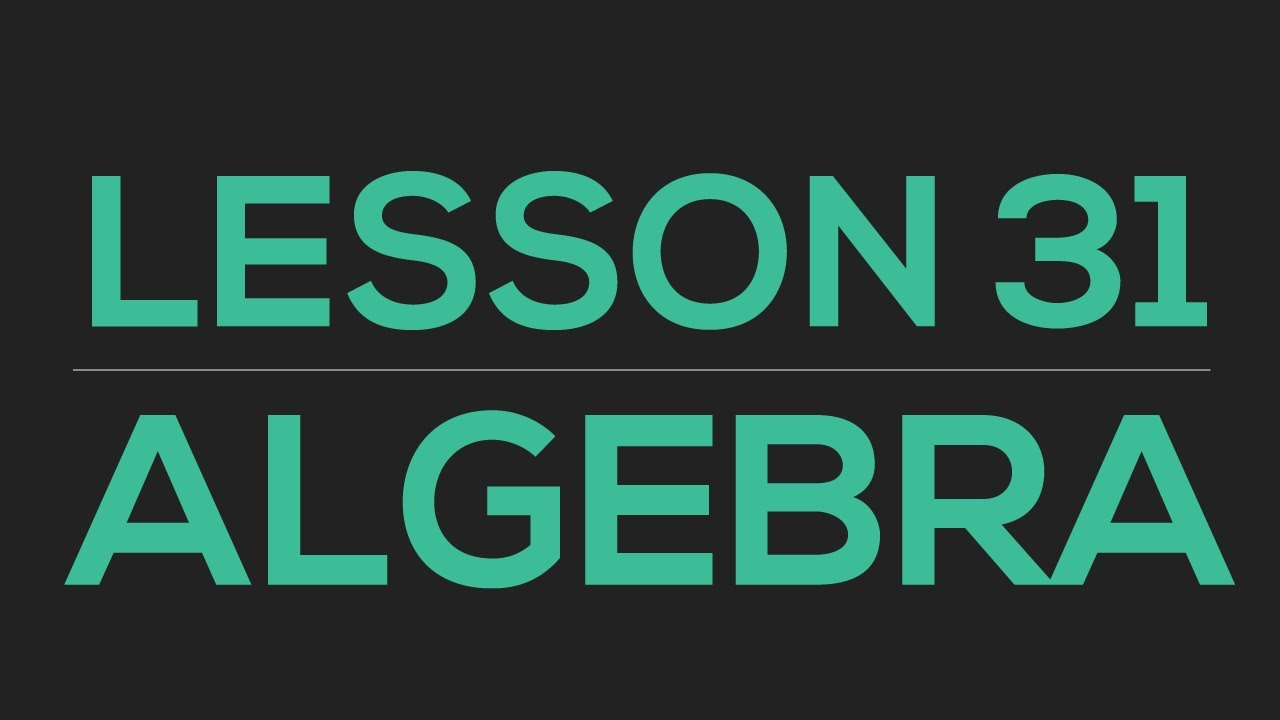 Square Root of Algebraic Expressions by Division Method - YouTube