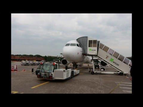 Flug von Berlin  über Paris nach Punta Cana (Dominikanische Republik)