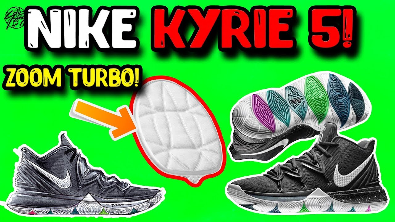 25c8144133 Nike Kyrie 5 Officially Unveiled! Initial Thoughts + Tech Specs! The Sole  Brothers