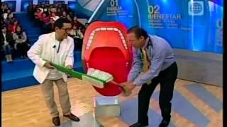 Dr. TV Perú (11-11-2014) - B3 - Asistente del Día: ¡Tengo mal aliento!