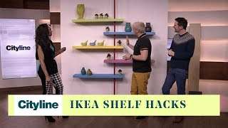 Mind-blowing Ways To Use Ikea's Lack Shelves, Part 2