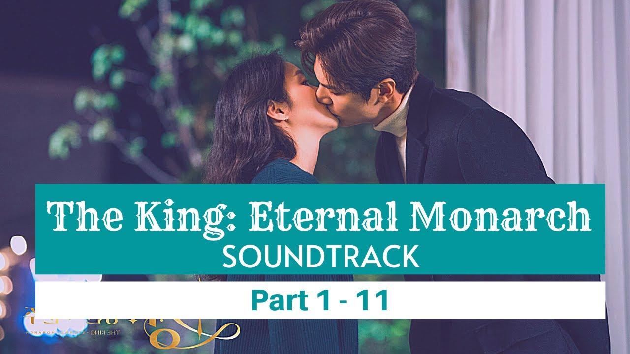 Download [Full Album + Lyrics] The King:  Eternal Monarch OST (Part 1 -11)