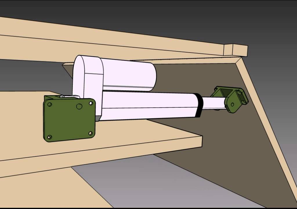 Linear Actuator Project Youtube