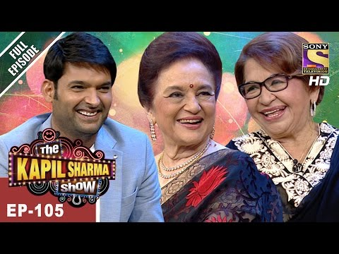 The Kapil Sharma Show - दी कपिल शर्मा शो-Ep-105-Asha Parekh And Helen In Kapil's Show-13th May, 2017