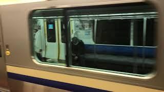 E235系1000番台横須賀線 新橋発車