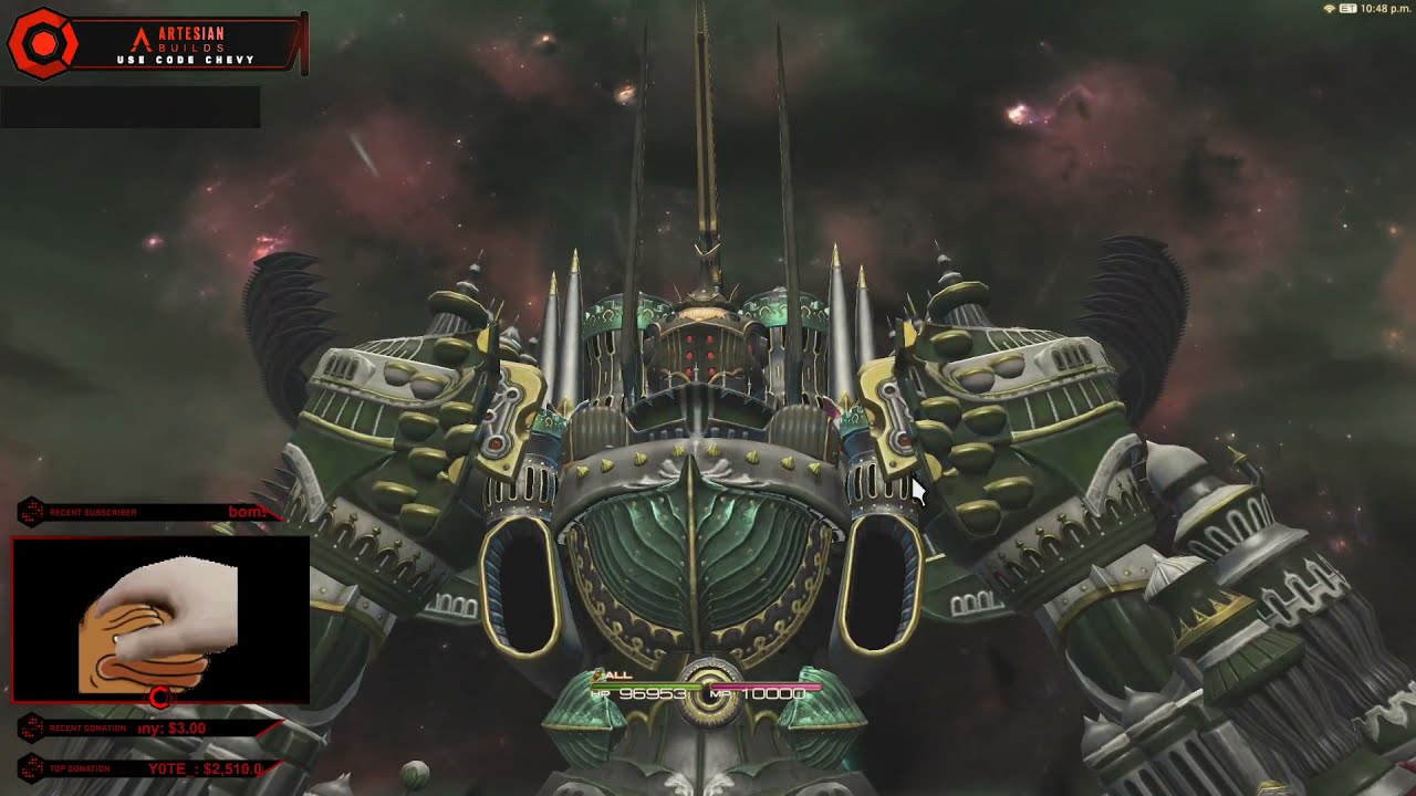 Final Fantasy XIV: First TEA (Ultimate) Clear [SMN POV]