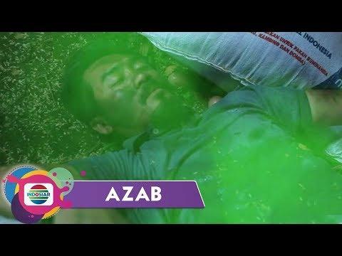AZAB - Suami Curang dan Zalim, Mati Berlumur Telur Busuk dan Makamnya Dikerubungi Lalat