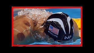 """Ces taches rouges sur le corps de Michael Phelps sont les traces du """"cupping"""""""
