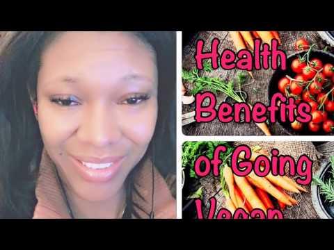 Health Benefits of Going Vegan