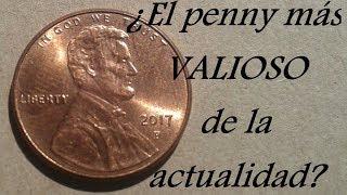 Encontré el Penny millonario?/ El Penny que te puede hacer rico??/ Penny 2017P