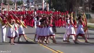 Mt  Carmel HS - The Beau Ideal - 2015 Chula Vista Bayfront Band Review