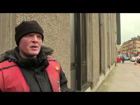 Neglected communities: Glasgow's Homeless