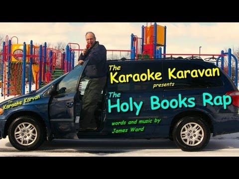 Karaoke Karavan The Holy Books Rap