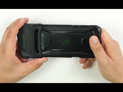 Xiaomi Black Shark - Acel smartphone pentru gaming [UNBOXING & REVIEW]