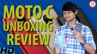 Moto C Unboxing & Review | Lenovo