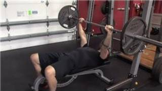 Personal Fitness Tips : How to Bench Correctly to Get a Big Chest